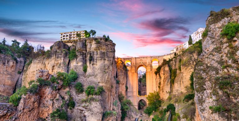 6 Awe-Inspiring Places in Andalucia