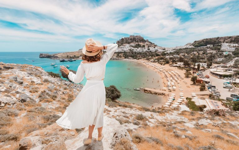 A Travel Guide To Rhodes